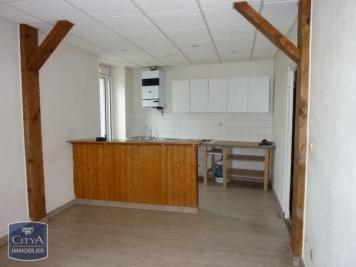 Appartement Mehun sur Yevre &bull; <span class='offer-area-number'>63</span> m² environ &bull; <span class='offer-rooms-number'>4</span> pièces