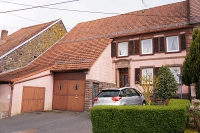Maison La Petite Pierre &bull; <span class='offer-rooms-number'>6</span> pièces