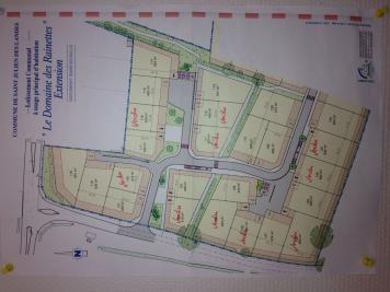 Terrain St Julien des Landes &bull; <span class='offer-area-number'>455</span> m² environ