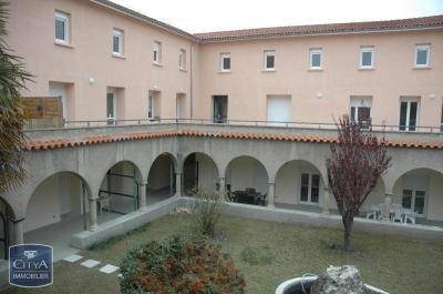 Appartement Romans sur Isere &bull; <span class='offer-area-number'>39</span> m² environ &bull; <span class='offer-rooms-number'>1</span> pièce
