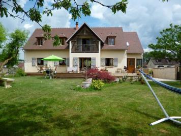 Maison Villemeux sur Eure &bull; <span class='offer-area-number'>280</span> m² environ &bull; <span class='offer-rooms-number'>11</span> pièces