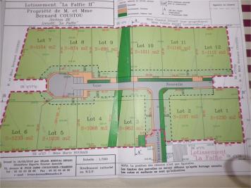Terrain La Douze &bull; <span class='offer-area-number'>1 197</span> m² environ