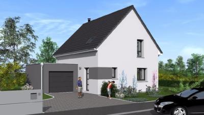 Maison Durmenach &bull; <span class='offer-area-number'>90</span> m² environ &bull; <span class='offer-rooms-number'>5</span> pièces