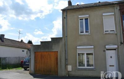 Maison Jeumont &bull; <span class='offer-area-number'>80</span> m² environ &bull; <span class='offer-rooms-number'>4</span> pièces