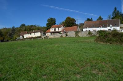 Terrain La Chapelaude &bull; <span class='offer-area-number'>5 926</span> m² environ