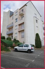 Appartement Cholet &bull; <span class='offer-area-number'>26</span> m² environ &bull; <span class='offer-rooms-number'>1</span> pièce