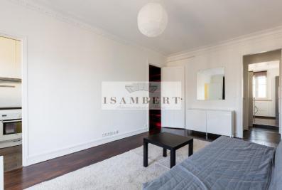 Appartement Paris 15 &bull; <span class='offer-area-number'>38</span> m² environ &bull; <span class='offer-rooms-number'>1</span> pièce