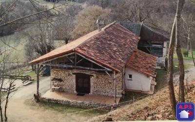 Maison Le Mas d Azil &bull; <span class='offer-area-number'>162</span> m² environ &bull; <span class='offer-rooms-number'>5</span> pièces