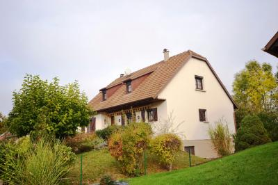 Maison Muttersholtz &bull; <span class='offer-area-number'>131</span> m² environ &bull; <span class='offer-rooms-number'>6</span> pièces