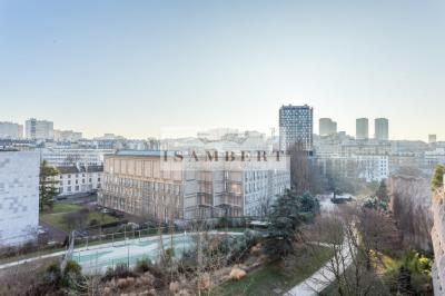 Appartement Paris 13 &bull; <span class='offer-area-number'>99</span> m² environ &bull; <span class='offer-rooms-number'>4</span> pièces