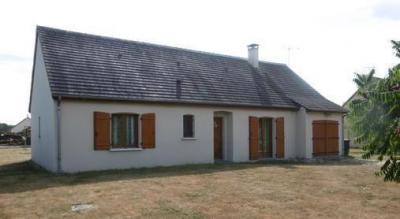 Maison St Viatre &bull; <span class='offer-area-number'>99</span> m² environ &bull; <span class='offer-rooms-number'>4</span> pièces