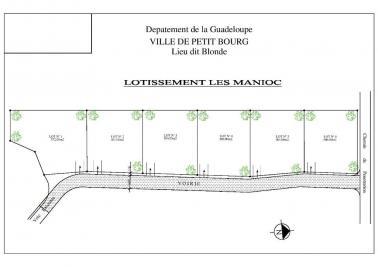 Terrain Petit Bourg &bull; <span class='offer-area-number'>575</span> m² environ