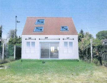 Terrain Montcourt Fromonville &bull; <span class='offer-area-number'>550</span> m² environ