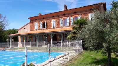 Maison Beaumont sur Leze &bull; <span class='offer-area-number'>200</span> m² environ &bull; <span class='offer-rooms-number'>6</span> pièces