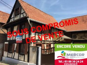 Maison Achenheim &bull; <span class='offer-area-number'>112</span> m² environ &bull; <span class='offer-rooms-number'>6</span> pièces