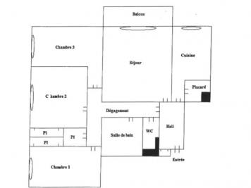 Appartement Lyon 05 &bull; <span class='offer-area-number'>82</span> m² environ &bull; <span class='offer-rooms-number'>4</span> pièces