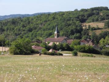 Terrain Campagnac les Quercy &bull; <span class='offer-area-number'>9 022</span> m² environ