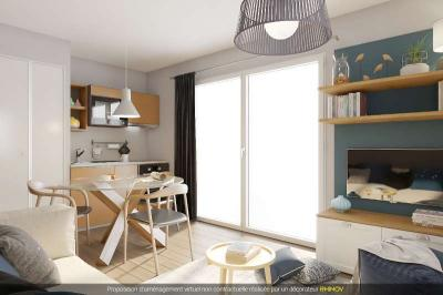 Appartement Bourisp &bull; <span class='offer-area-number'>29</span> m² environ &bull; <span class='offer-rooms-number'>2</span> pièces