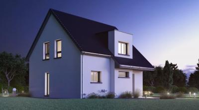 Maison Scharrachbergheim Irmstett &bull; <span class='offer-area-number'>100</span> m² environ &bull; <span class='offer-rooms-number'>5</span> pièces