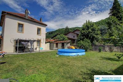 Maison Villard Bonnot &bull; <span class='offer-area-number'>141</span> m² environ &bull; <span class='offer-rooms-number'>6</span> pièces