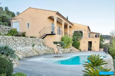 Maison Roquevaire &bull; <span class='offer-area-number'>166</span> m² environ &bull; <span class='offer-rooms-number'>7</span> pièces