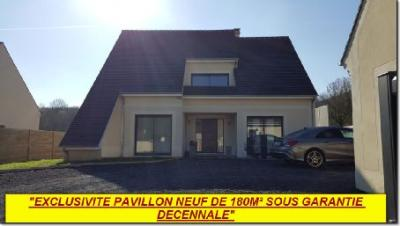 Maison Verderonne &bull; <span class='offer-area-number'>180</span> m² environ &bull; <span class='offer-rooms-number'>6</span> pièces
