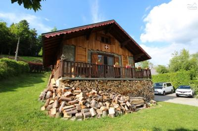 Chalet Bourget en Huile &bull; <span class='offer-area-number'>78</span> m² environ &bull; <span class='offer-rooms-number'>2</span> pièces