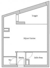 Appartement La Grande Motte &bull; <span class='offer-area-number'>26</span> m² environ &bull; <span class='offer-rooms-number'>1</span> pièce