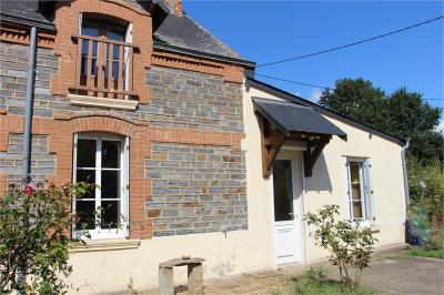 Maison La Gacilly &bull; <span class='offer-area-number'>75</span> m² environ &bull; <span class='offer-rooms-number'>3</span> pièces