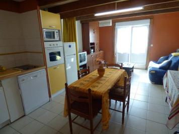 Appartement Marseillan Plage &bull; <span class='offer-area-number'>35</span> m² environ &bull; <span class='offer-rooms-number'>1</span> pièce
