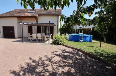 Maison St Leger sur Roanne &bull; <span class='offer-area-number'>100</span> m² environ &bull; <span class='offer-rooms-number'>5</span> pièces