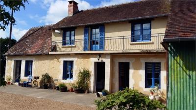 Maison La Ferte Bernard &bull; <span class='offer-area-number'>102</span> m² environ &bull; <span class='offer-rooms-number'>4</span> pièces