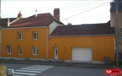 Maison Celles sur Plaine &bull; <span class='offer-area-number'>160</span> m² environ &bull; <span class='offer-rooms-number'>6</span> pièces