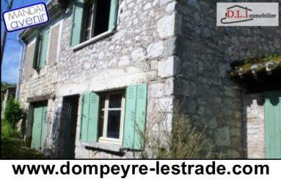 Maison Lauzerte &bull; <span class='offer-area-number'>75</span> m² environ &bull; <span class='offer-rooms-number'>4</span> pièces