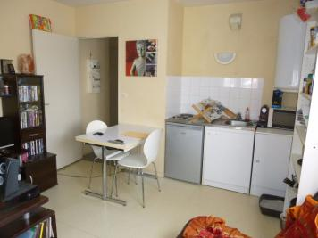 Appartement St Jean de Braye &bull; <span class='offer-area-number'>27</span> m² environ &bull; <span class='offer-rooms-number'>2</span> pièces
