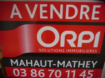 Terrain Mesves sur Loire &bull; <span class='offer-area-number'>1 000</span> m² environ