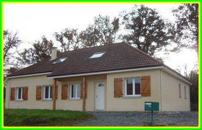 Maison Dun le Palestel &bull; <span class='offer-area-number'>151</span> m² environ &bull; <span class='offer-rooms-number'>7</span> pièces