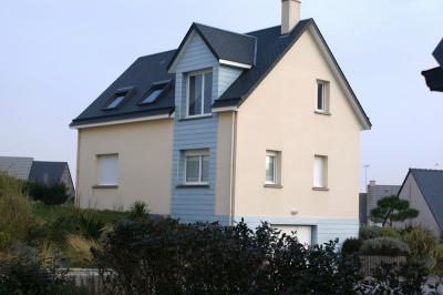 Maison Gouville sur Mer &bull; <span class='offer-area-number'>105</span> m² environ &bull; <span class='offer-rooms-number'>5</span> pièces