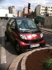 Parking Colombes