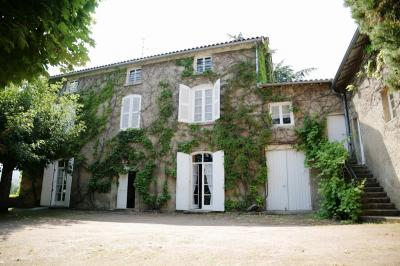 Maison Ste Consorce &bull; <span class='offer-area-number'>370</span> m² environ &bull; <span class='offer-rooms-number'>10</span> pièces