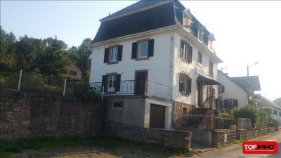 Maison Ste Croix aux Mines &bull; <span class='offer-area-number'>210</span> m² environ &bull; <span class='offer-rooms-number'>9</span> pièces