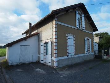 Maison St Antoine de Breuilh &bull; <span class='offer-area-number'>124</span> m² environ &bull; <span class='offer-rooms-number'>5</span> pièces