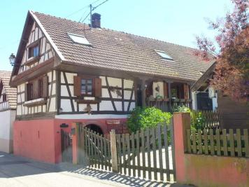 Maison Wissembourg &bull; <span class='offer-area-number'>100</span> m² environ &bull; <span class='offer-rooms-number'>4</span> pièces