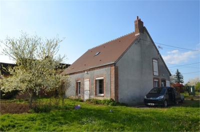 Maison Cloyes sur le Loir &bull; <span class='offer-area-number'>66</span> m² environ &bull; <span class='offer-rooms-number'>3</span> pièces