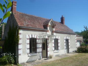 Maison St Julien sur Cher &bull; <span class='offer-area-number'>62</span> m² environ &bull; <span class='offer-rooms-number'>3</span> pièces