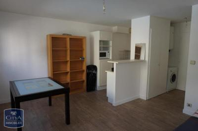 Appartement Lorient &bull; <span class='offer-area-number'>26</span> m² environ &bull; <span class='offer-rooms-number'>1</span> pièce