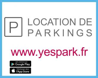 Parking St Denis &bull; <span class='offer-area-number'>18</span> m² environ