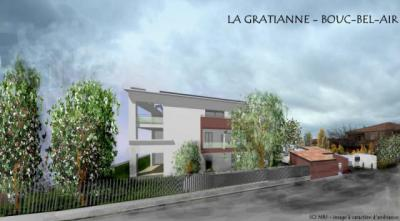 Appartement Bouc Bel Air &bull; <span class='offer-area-number'>46</span> m² environ &bull; <span class='offer-rooms-number'>2</span> pièces