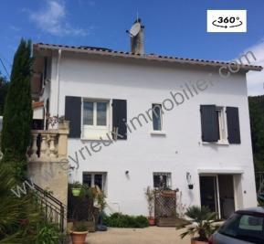 Maison La Voulte sur Rhone &bull; <span class='offer-rooms-number'>6</span> pièces