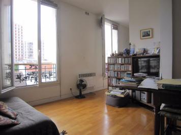 Appartement Paris 20 &bull; <span class='offer-area-number'>35</span> m² environ &bull; <span class='offer-rooms-number'>2</span> pièces